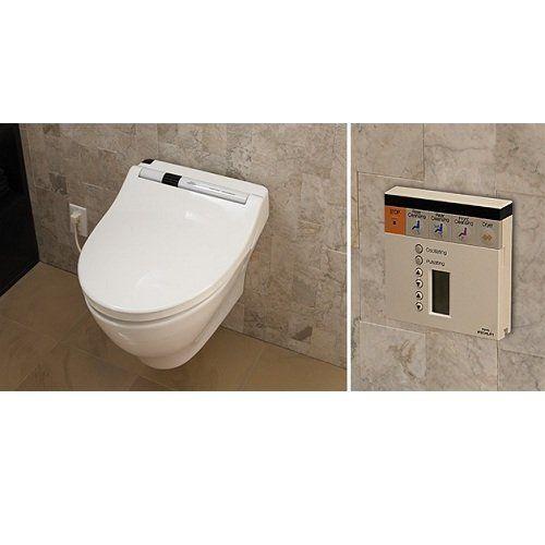 Toto Washlet S300 Providing An Unsurpassed Washlet Experience