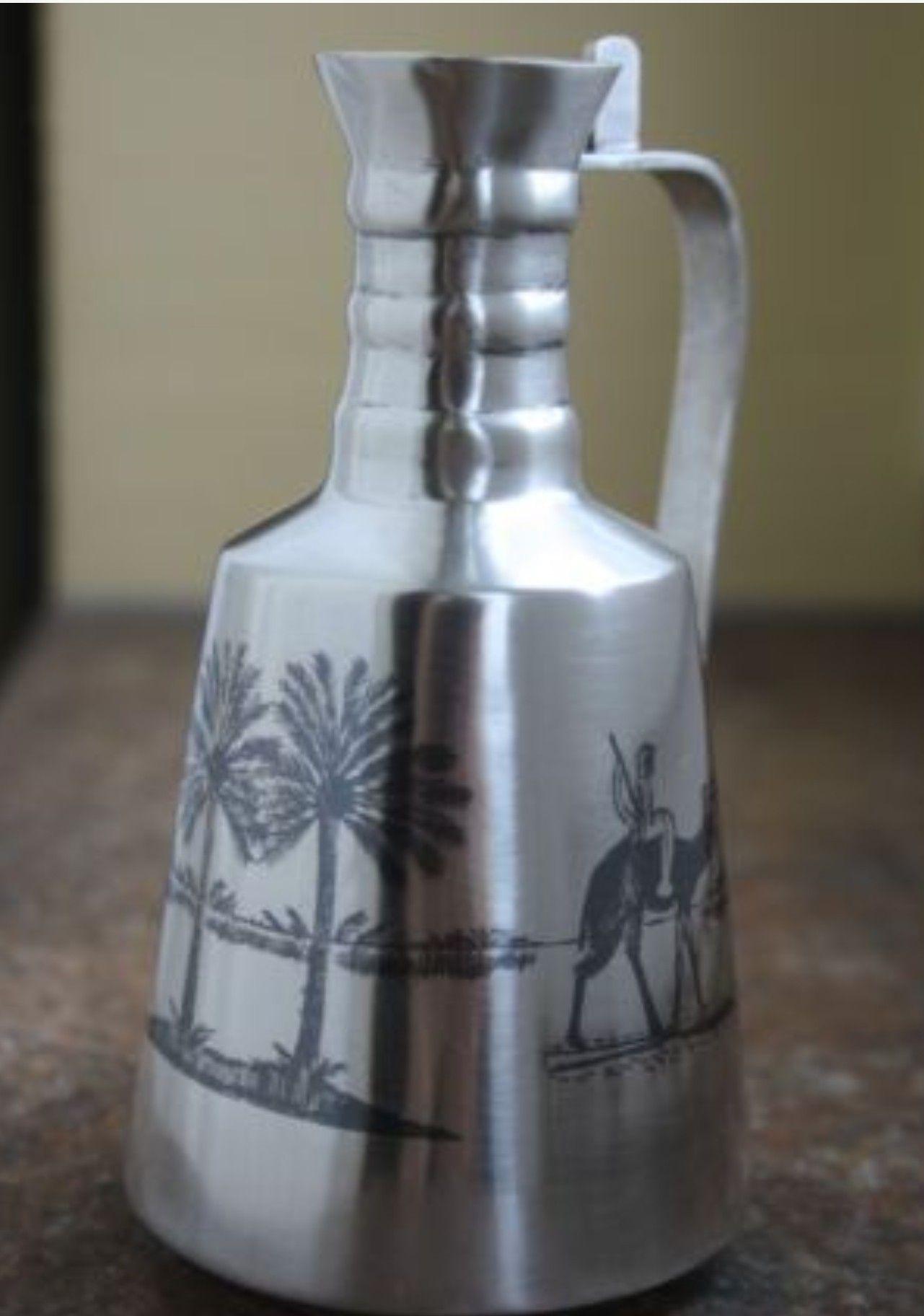 Iraqi Niello Silver