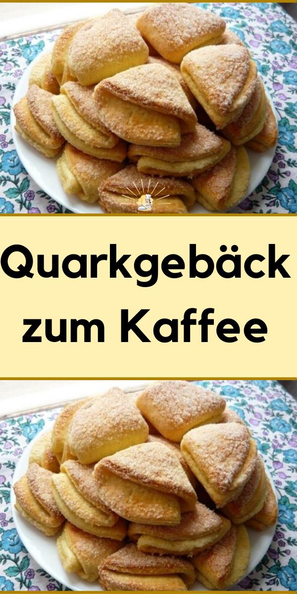 Photo of Quarkgebäck zum Kaffee