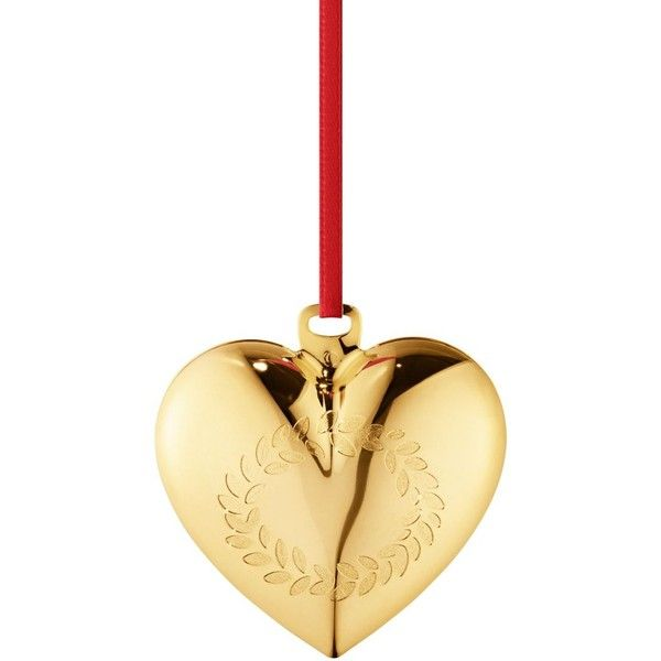 Collectible Christmas Ornaments celebrate the season with this polished, 24k gold-plated