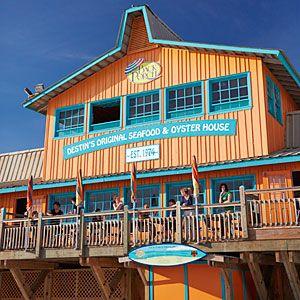 Our Favorite Seafood Dives Of 2017 Destin Florida Restaurantscasual Restaurantsflorida Beachesdestin
