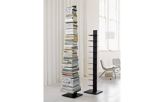 Horizontal Books Cases All The Rage Modern Home Office
