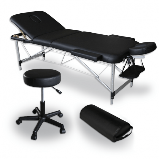 de table Massage avec tabouret Pack MedipremVotre massage rdeQBWCox