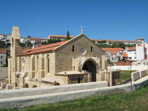 Coimbra - Convento Santa Clara a Velha