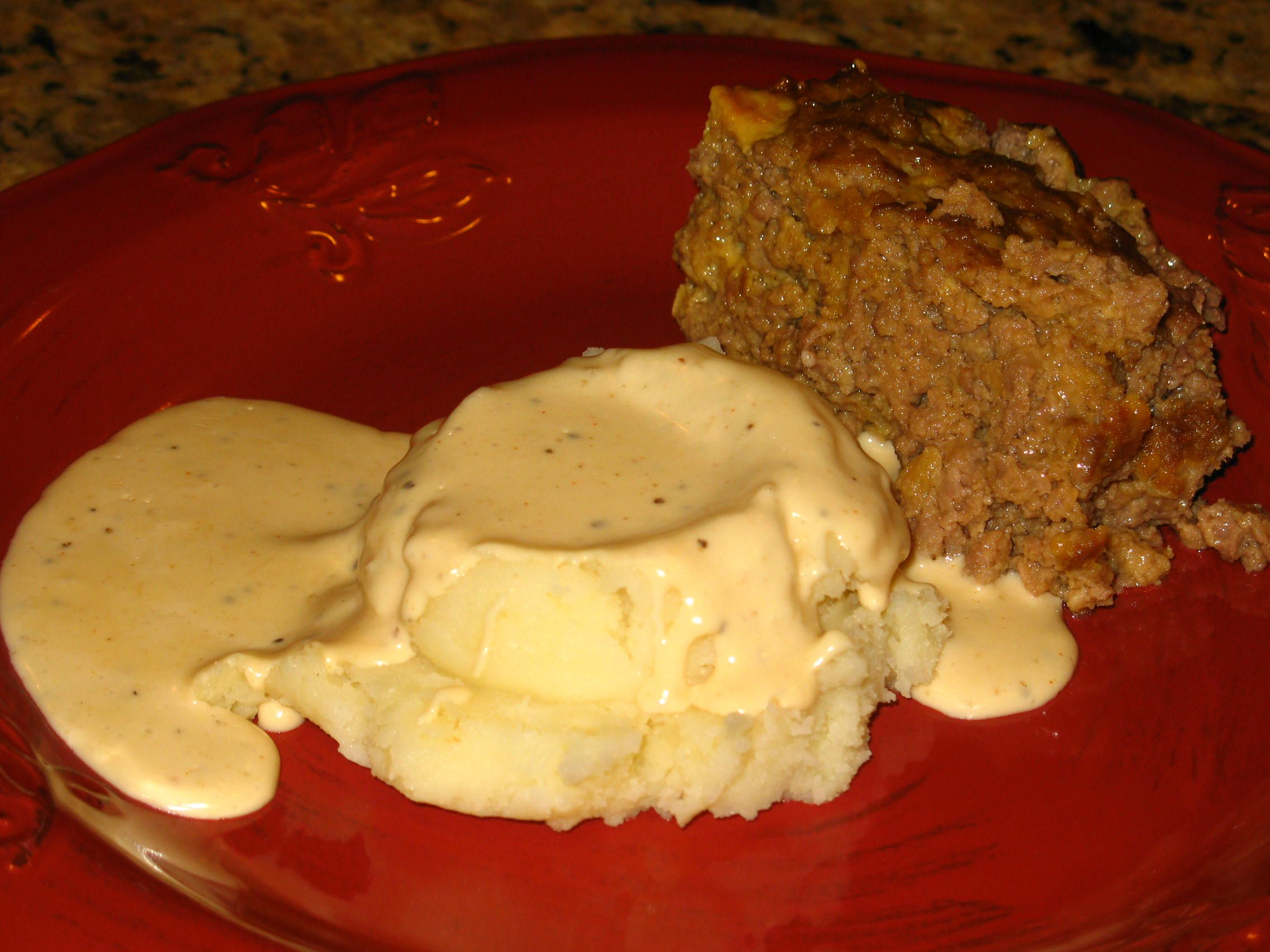 Parmesan Meatloaf Recipe | The Old Hen Bed & Breakfast and Blog