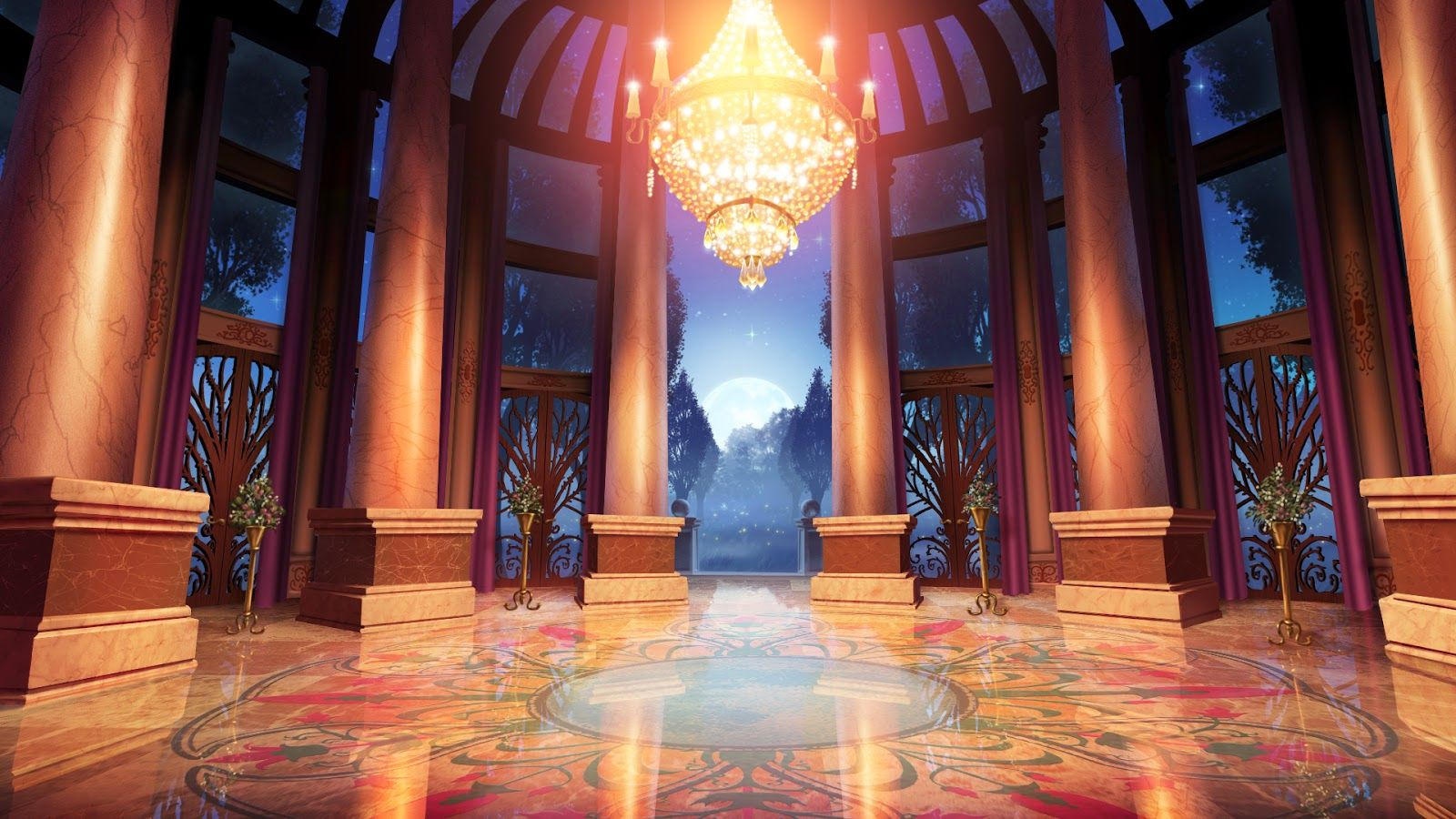 ballroom - Google Search | Game of Tiaras Throne Room | Pinterest | Throne room