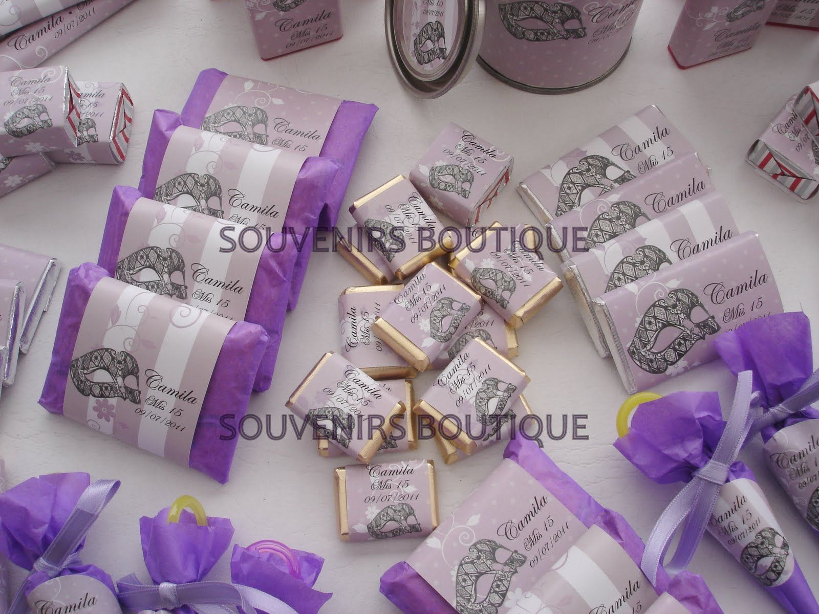 Quince Anos: Decoraciones Para Quinceaneras Candy Theme