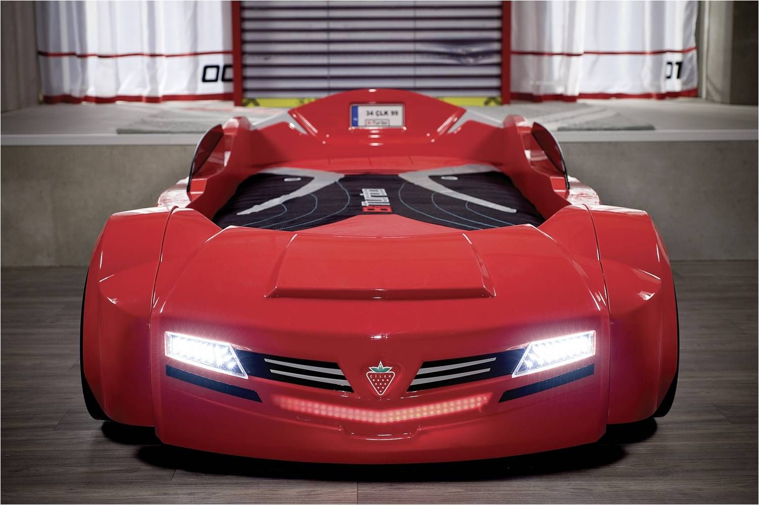 need for sleep italia turbo car bed with roadster mattress