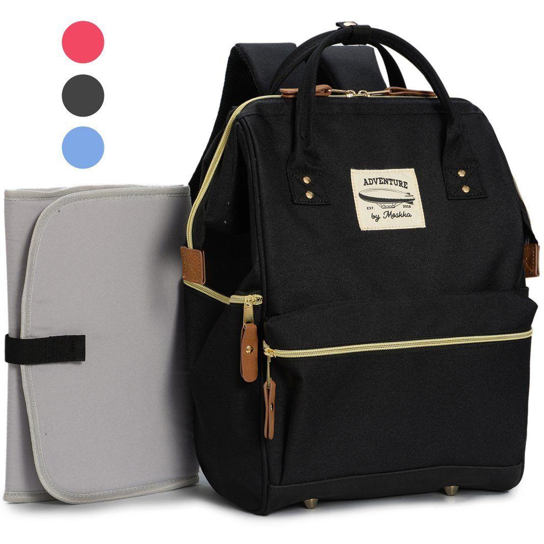 Amazon.com   Wide Open Designer Baby Diaper Backpack By Moskka-Travel Bag 11eecc32523f5