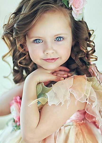 Peinados de fiesta para ni a peinados infantiles que traen emoci n los peinado infantiles son - Coiffure pour petite fille de 4 ans ...