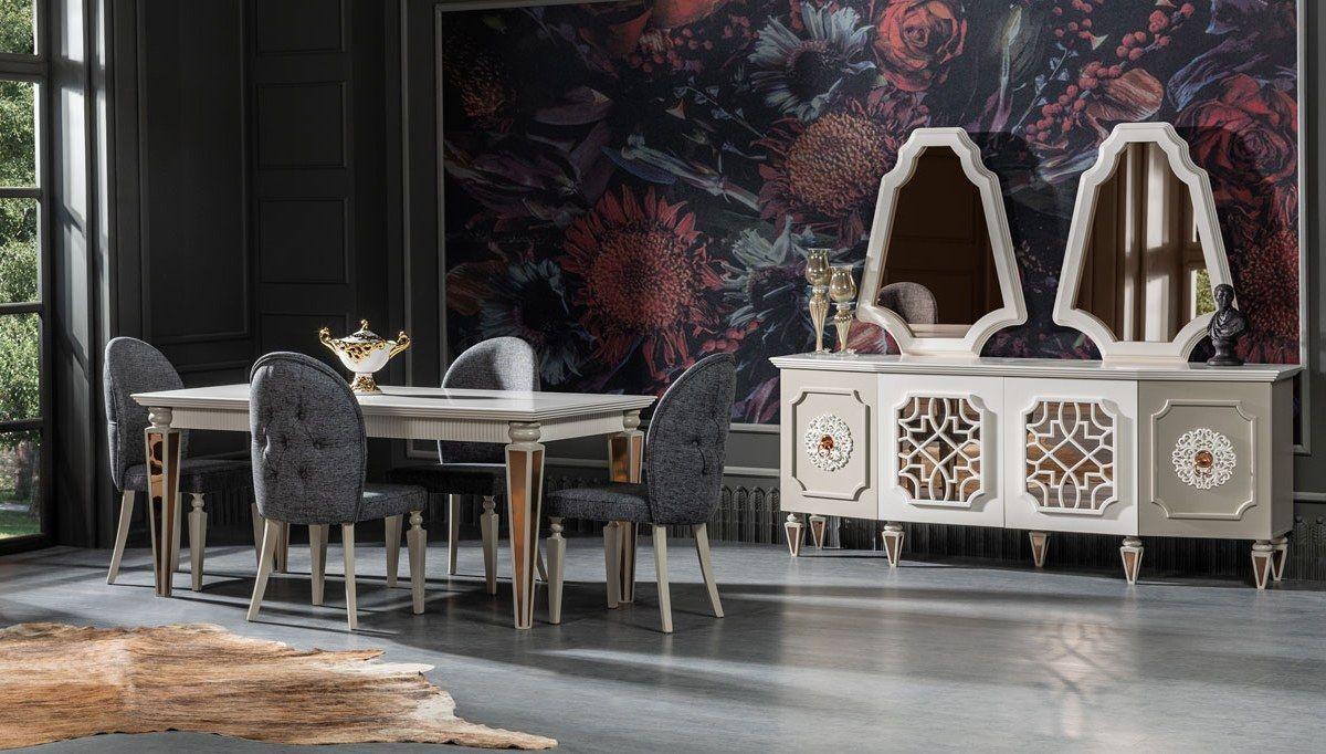 Dablin Art Deco Yemek Odasi Art Deco Yemek Odasi Mobilya