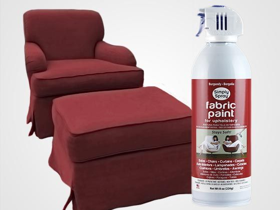 Burgundy Upholstery Fabric Spray Paint Upholstery Fabric Spray Paint Paint Upholstery Fabric Spray
