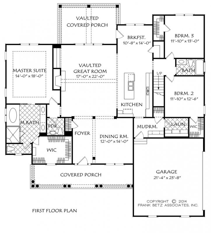 New House Plans 2014 frank betz has an available floor plan entitled brandeis house