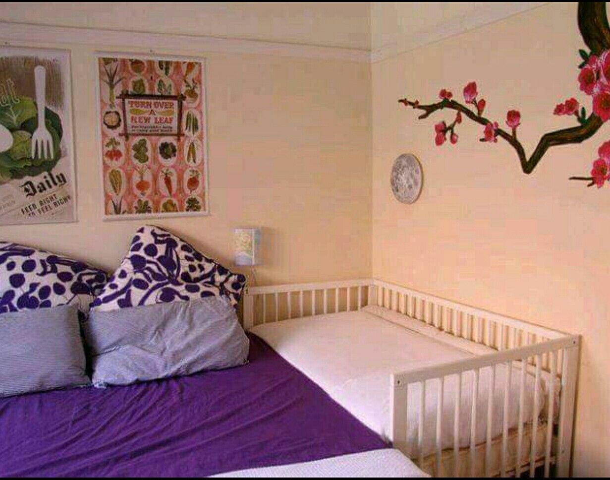 Real Life Co Sleeping Bedroom Sharing Co Sleeper Crib Ikea Crib Safe Co Sleeping