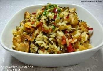 arroz-salvaje-salteado-con-pollo1