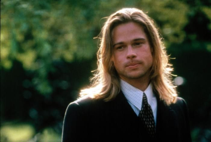 Brad Pitt Relives His Youth By Showing Off Lustrous Long Locks At Killing Me Softly Screening And Attracts A Host Of Gorgeous Women