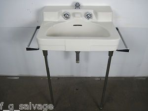 crane bathroom sinks 1950 crane drexel antique sinks lake 12578