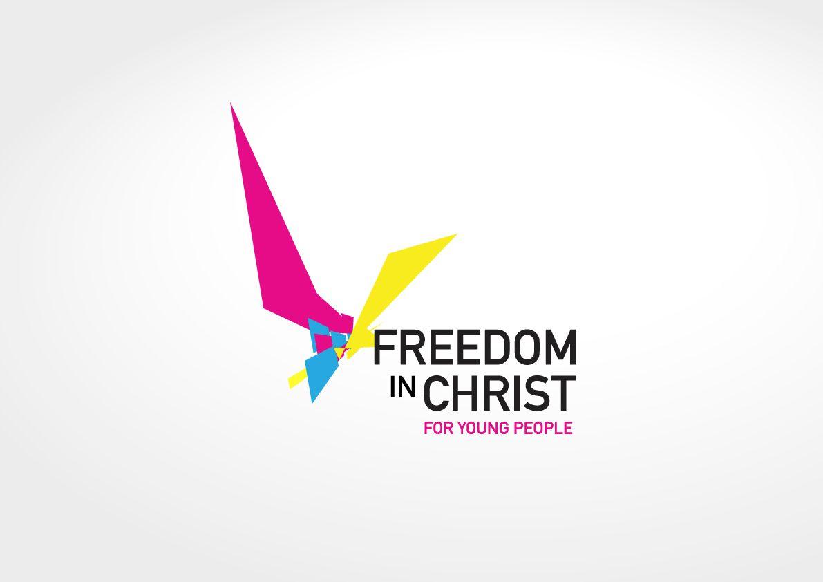 Freedom In Christ Logo Logos Freedom In Christ Tech Company Logos