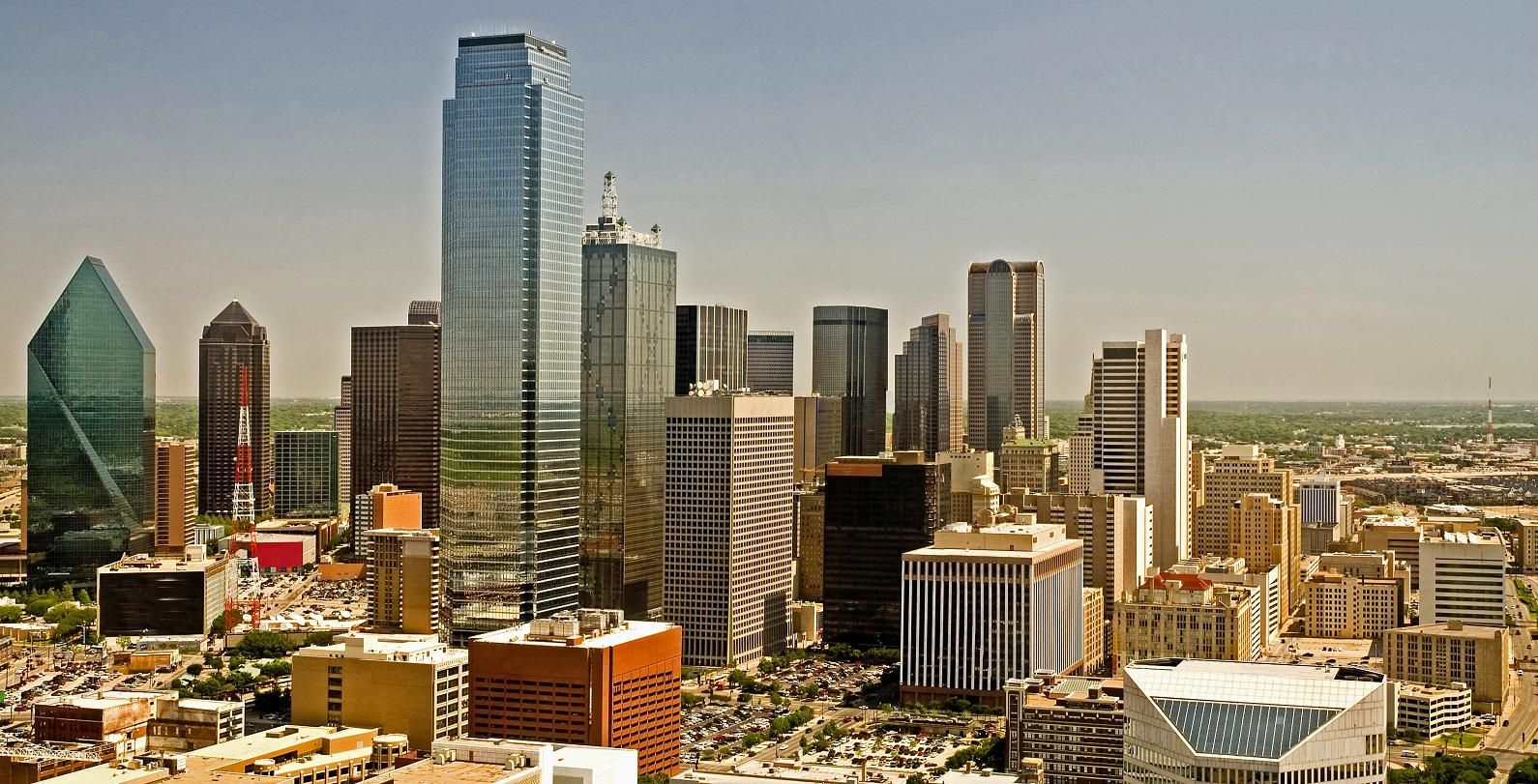 Dallas, Texas Skyline. Kids art wall frames, Dallas
