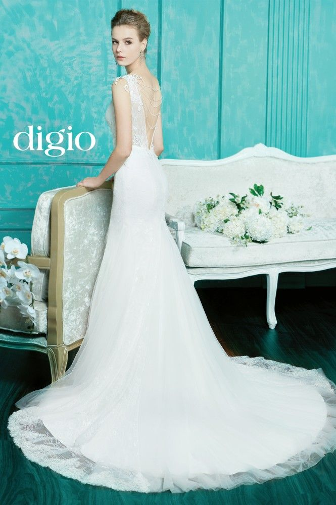Floral Symphony - Digio Bridal | Fashion | Pinterest | Wedding dress ...