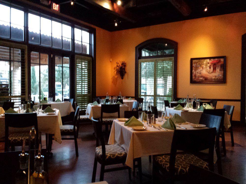Trattoria Al Giardino Authentic Style Italian Restaurant In Frisco Tx