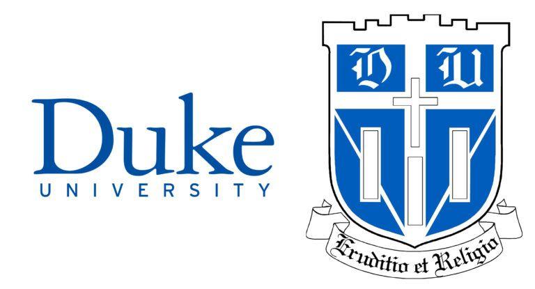 Color Duke University Logo Duke University Logo Duke University History Logo