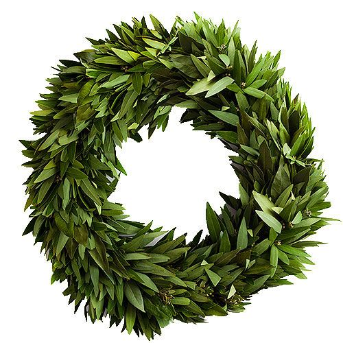 Organic California Bay Laurel Wreath