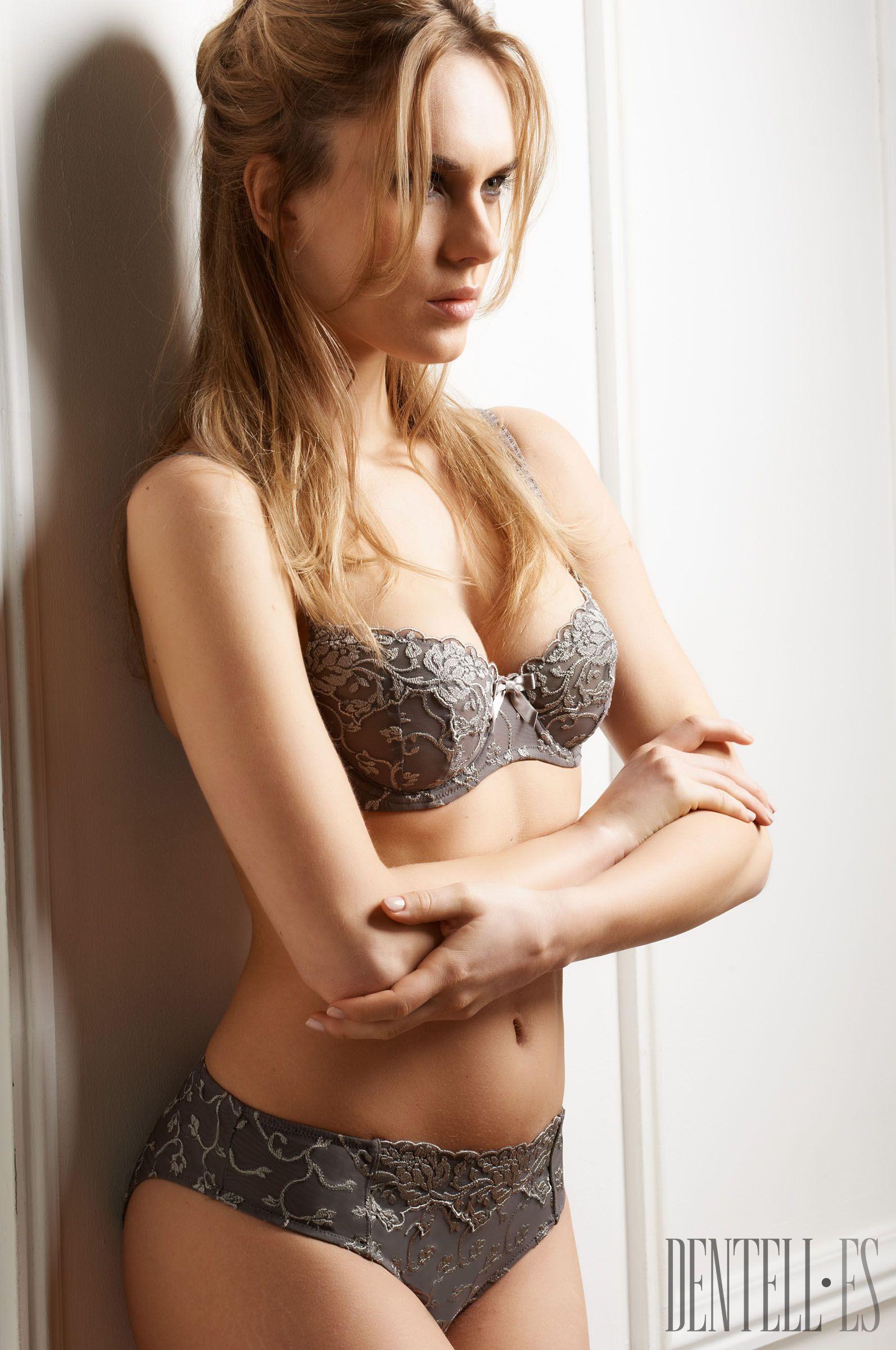 Millesia Herbst/Winter 2013-2014 - Dessous - http://de.dentell.es/fashion/lingerie-12/l/millesia-3947