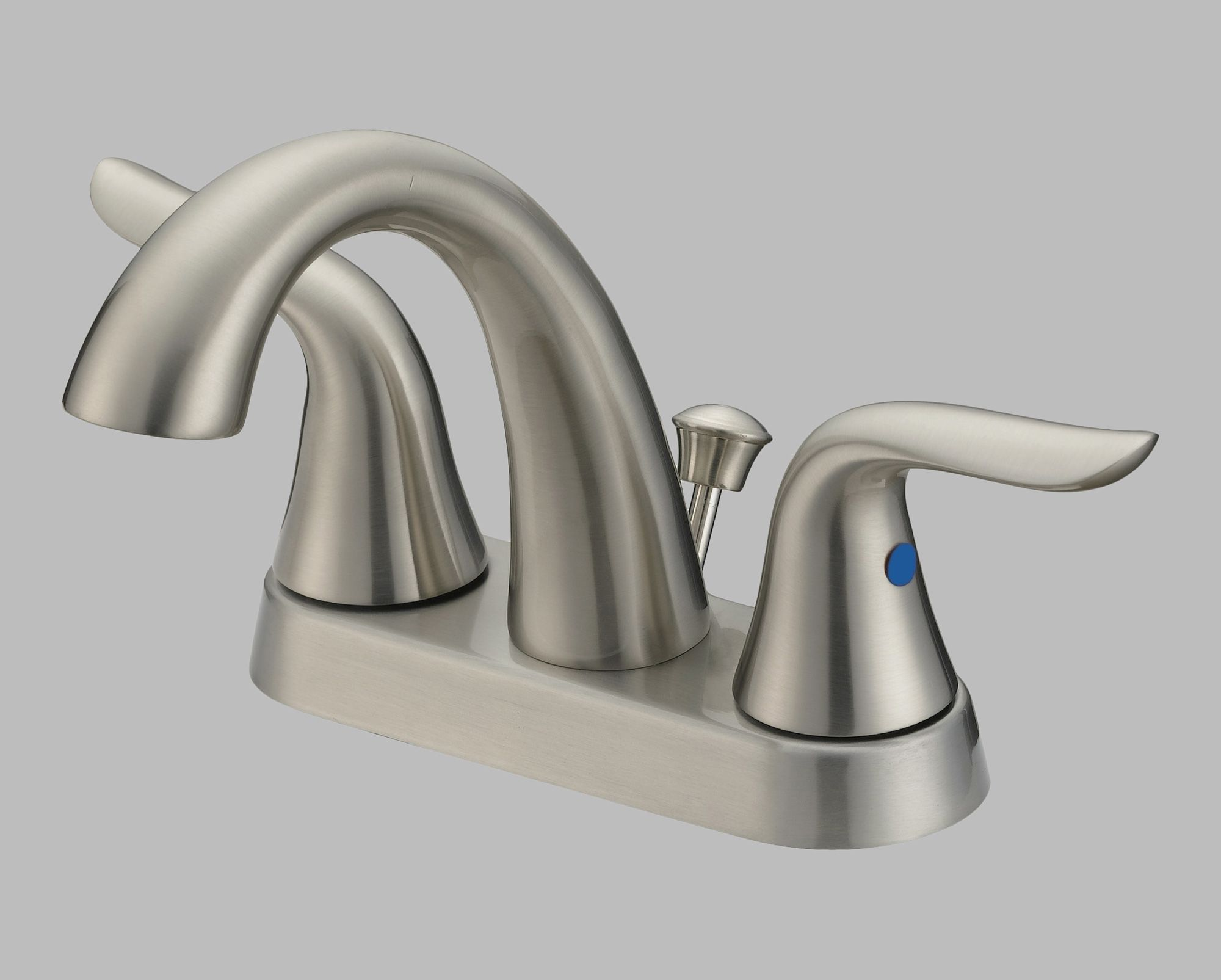 Essence Double Handle Widespread Bathroom Faucet Bathroom
