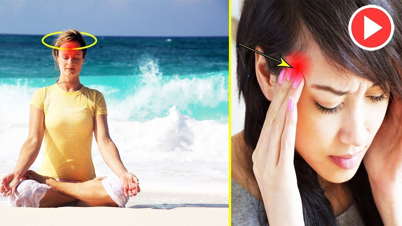 How To Get Rid Of A Headache Or Migraine By Breathing