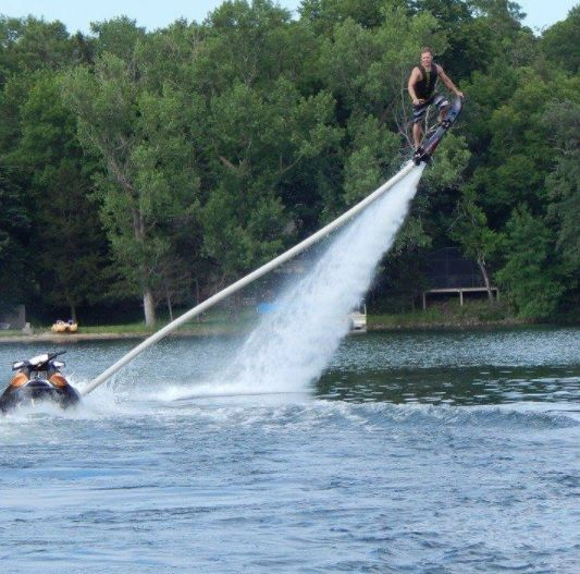 Boat Rental Flyboard And Hoverboard Lake Minnetonka Mn