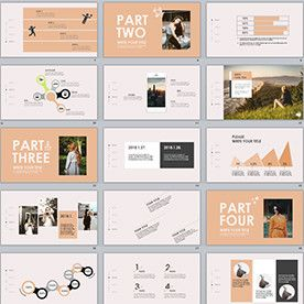 Powerpoint templates on behance quotes pinterest behance and powerpoint templates on behance toneelgroepblik Image collections