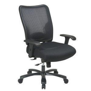 75 37a773 Double Airgrid Back Mesh Seat Ergonomic Chair