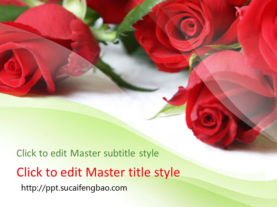 Rose ppt background picture free download ppt rose ppt slides free free romantic roses powerpoint template is a free powerpoint background with professionally and ready made template design with roses in the slide design toneelgroepblik Images