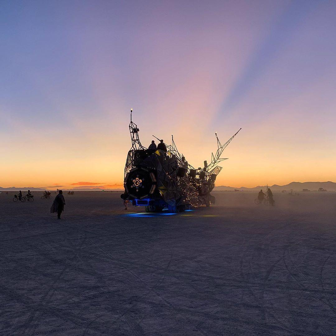 Burning Man Festival 2014: Thousands gather in Nevadas