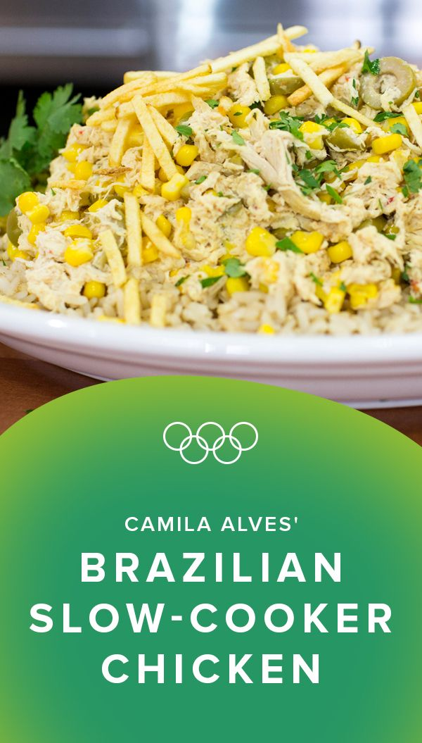 15 brazilian dishes that make the olympics even more exciting to this easy chicken recipe can be made using your slow cooker or crockpot follow forumfinder Gallery