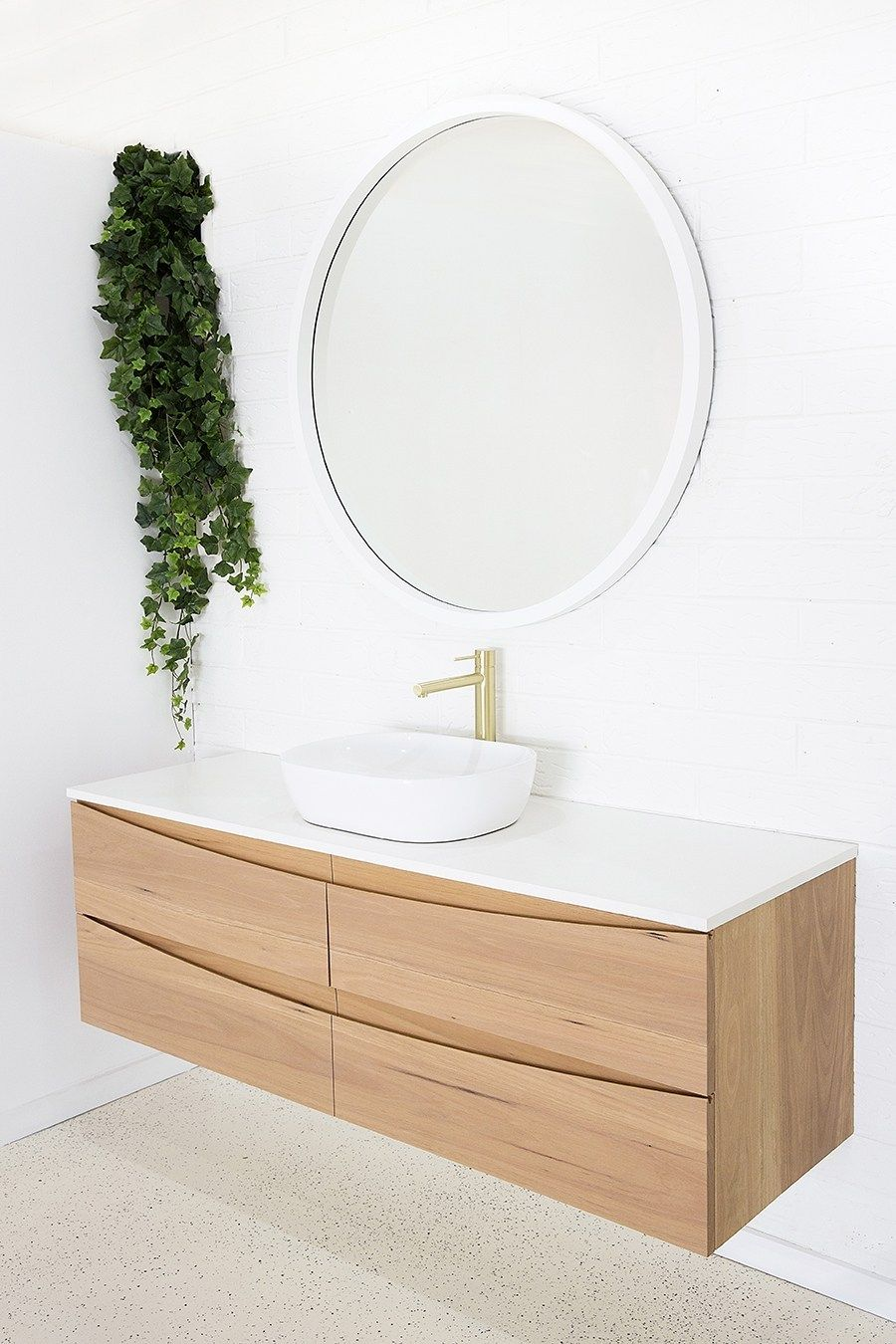 Pt Cartwright Bathroom Vanity Timber Bathroom Vanities Timber