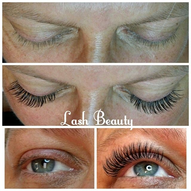 This client only has 50 natural lashes suitable for ...