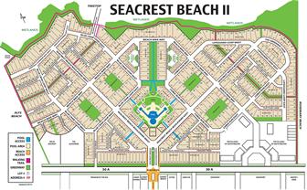 Seacrest Beach Florida On The Map