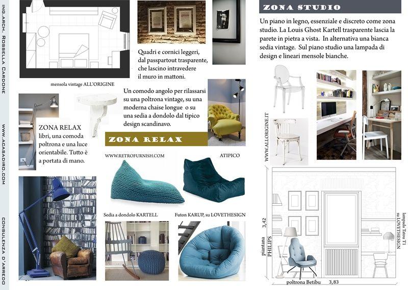 A casa di ro interior design and style idee per la for Interior designer famosi