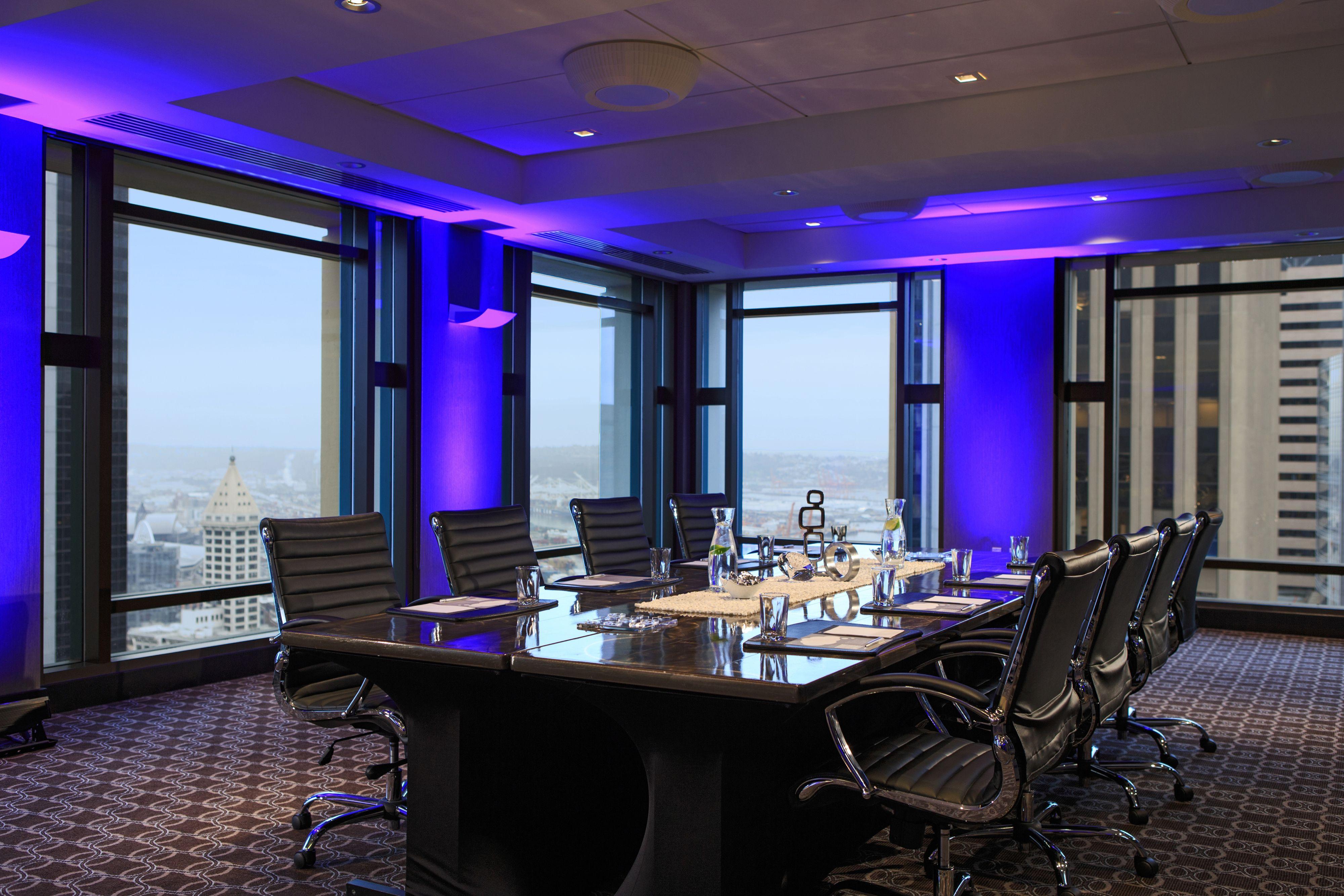 Vista - Meeting Room at Renaissance Seattle Hotel | Renaissance ...
