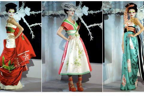 How Japan influenced the western fashion
