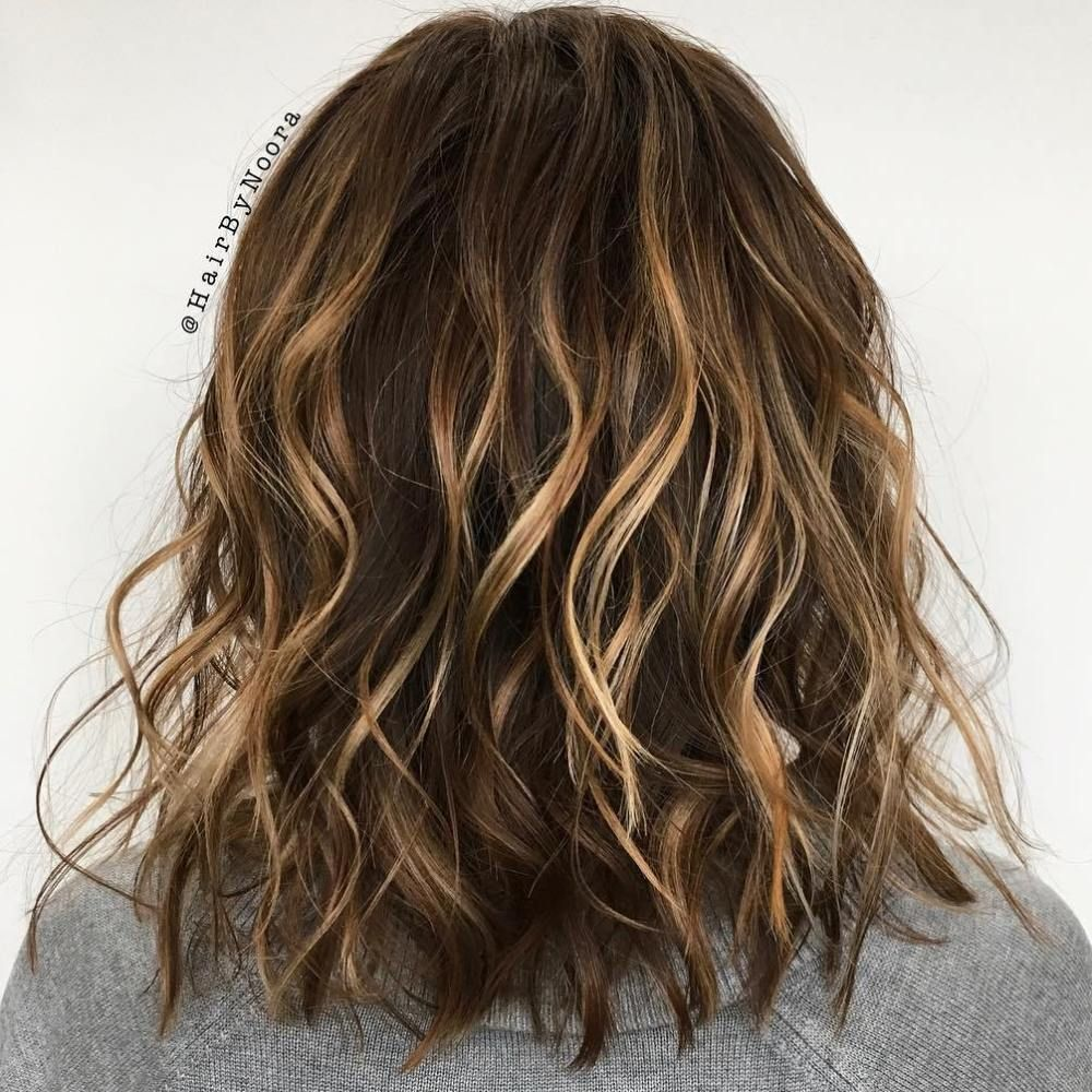 Partial Vs Full Highlights Theory Tips And Examples Partial Highlights Hair Highlights Dark Hair With Highlights