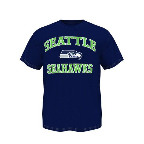 Seattle Seahawks Heart and Soul T-Shirt