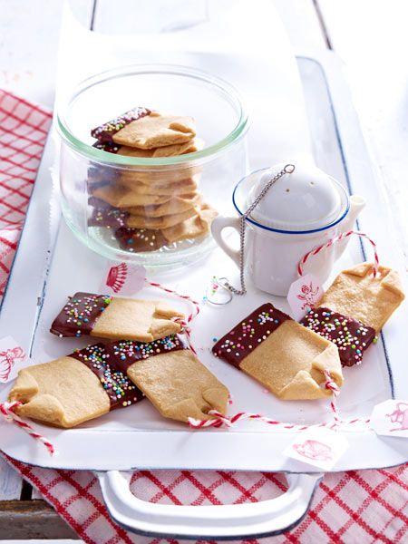 Chaitee Kekse Rezept Ausgefallene Backideen Cookies Kuchen Und