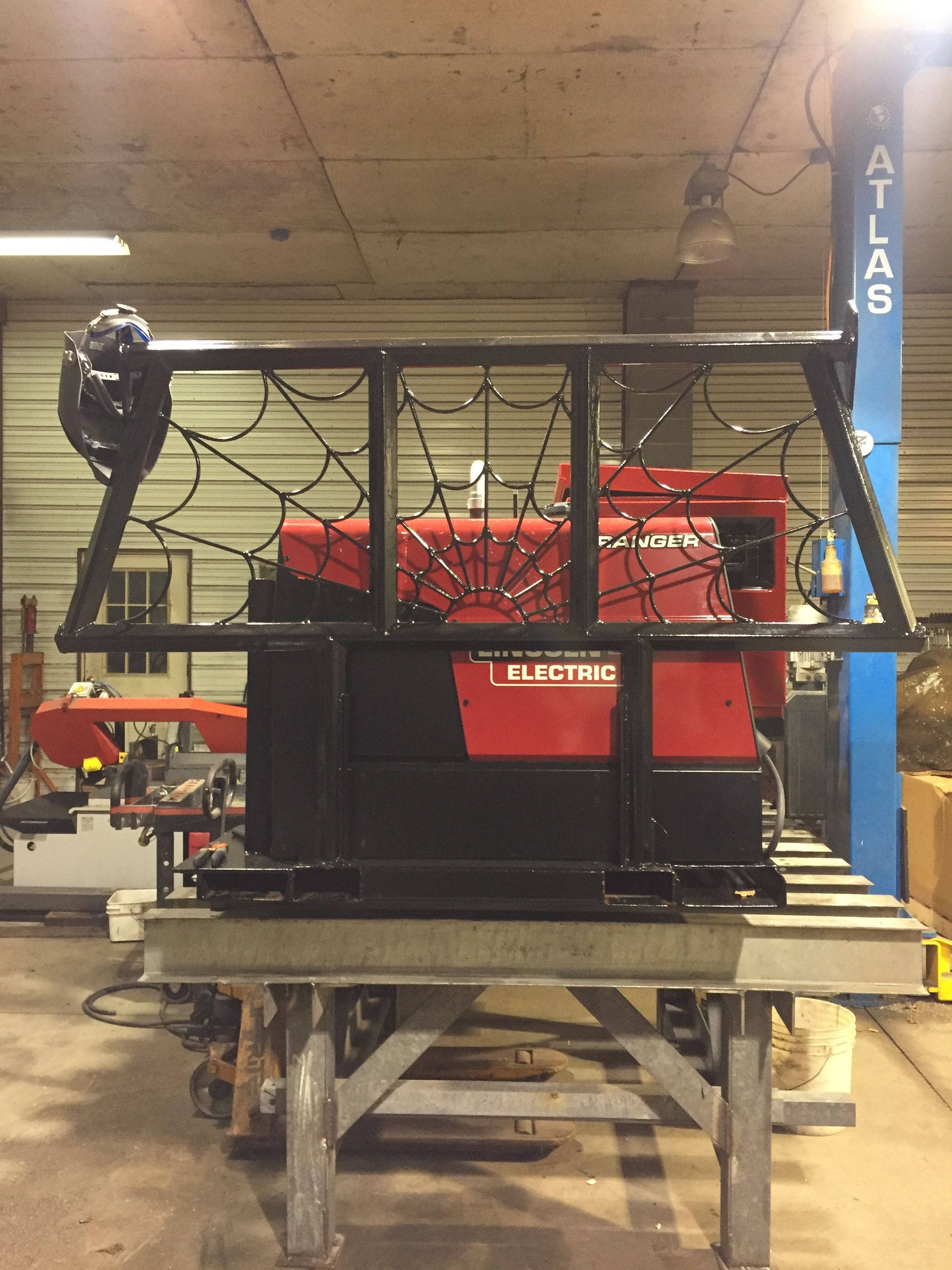 Pin by The real Al3 on Leonberger welding Rig Welding