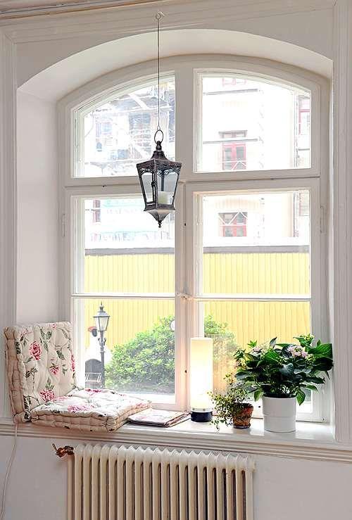 decorar rincón lectura con muy poco casas bellas Pinterest