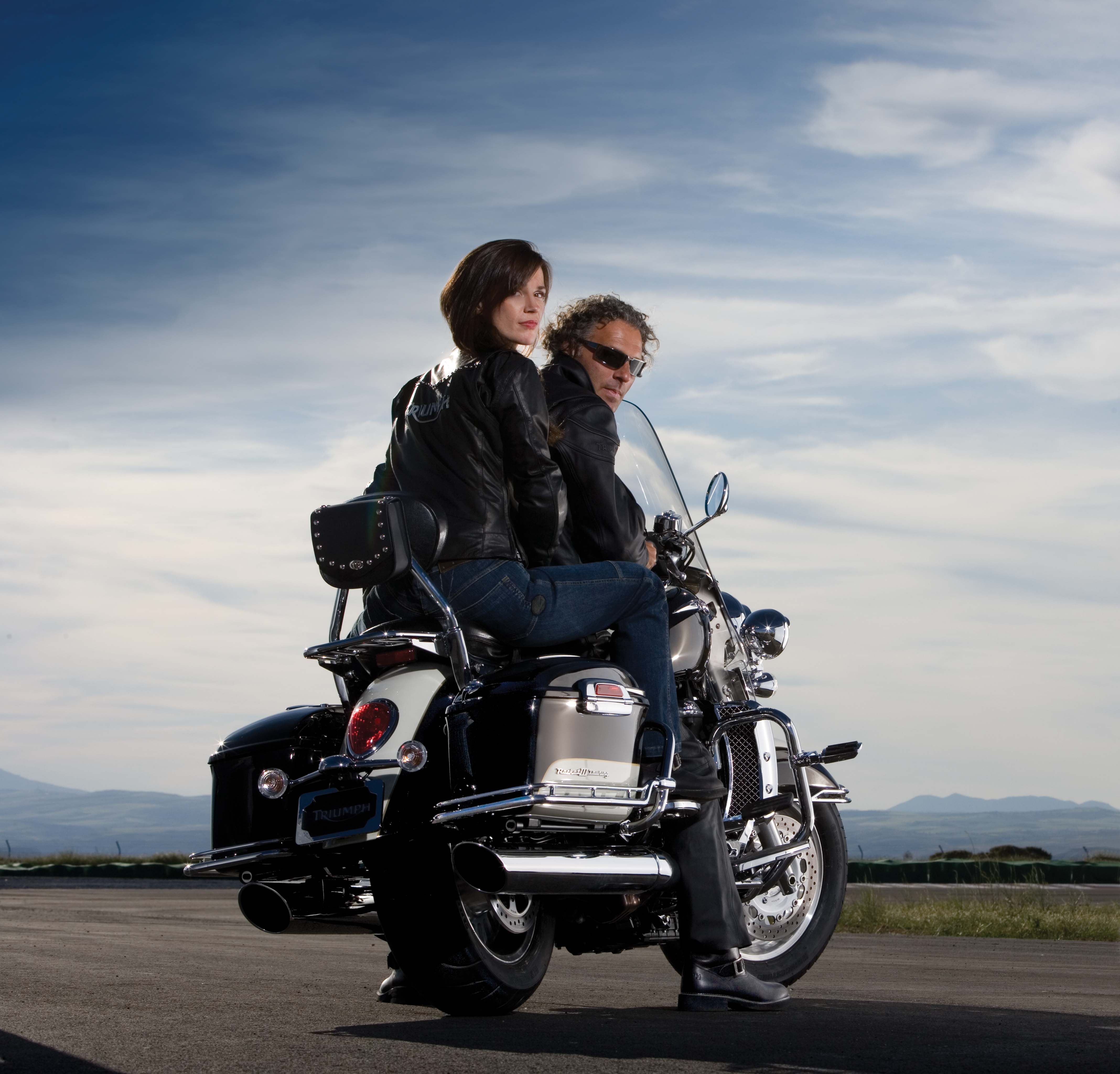 Triumph Rocket, Another Great Pic.