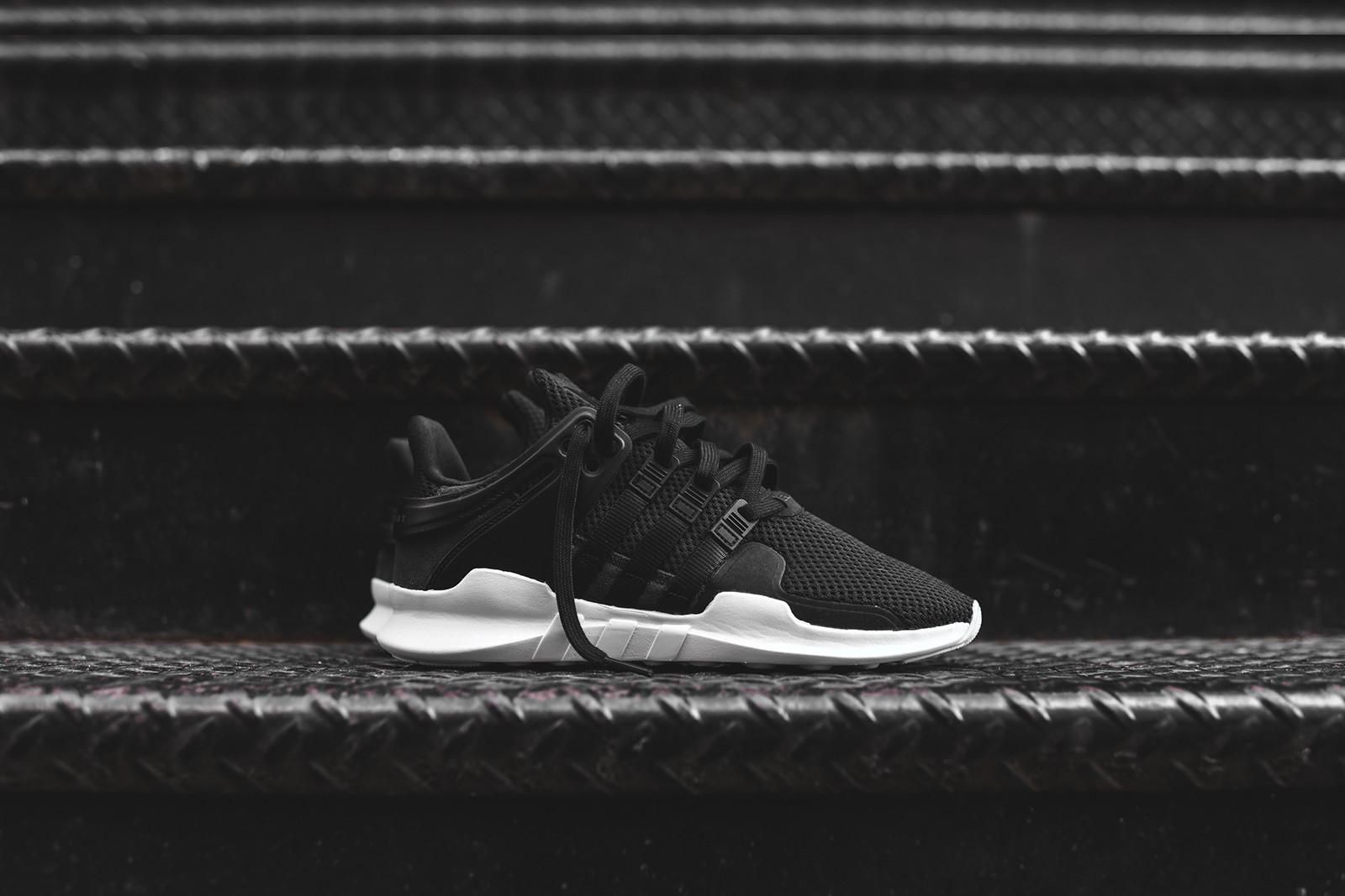 adidas EQT Support RF Shoes Black adidas UK