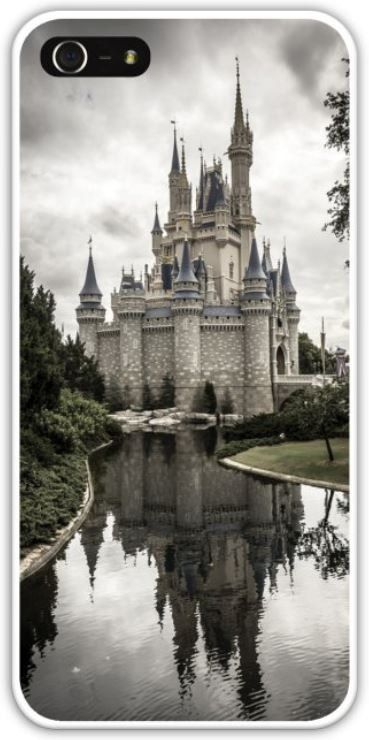 the latest 1078e 59425 Cinderella's Castle Walt Disney World iPhone 5 Case | Divinely ...